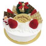 ムーランのケーキで merry Xmas!