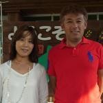 桃の巨匠・久津間さんと、来年に向けて・・・