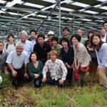 茶畑ソーラーシェアリング